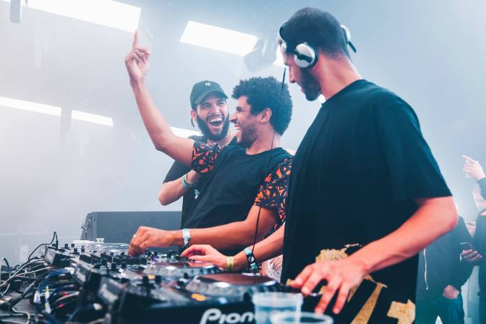 Jamie Jones b2b The Martinez Brothers