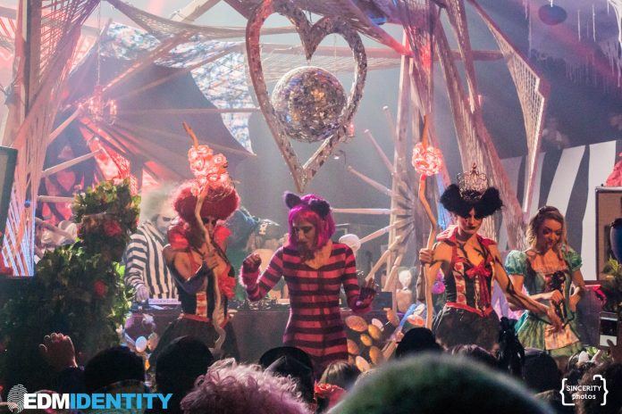 Haunted Hearts 2018 Performers