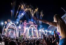 EDC Orlando 2018 kineticFIELD