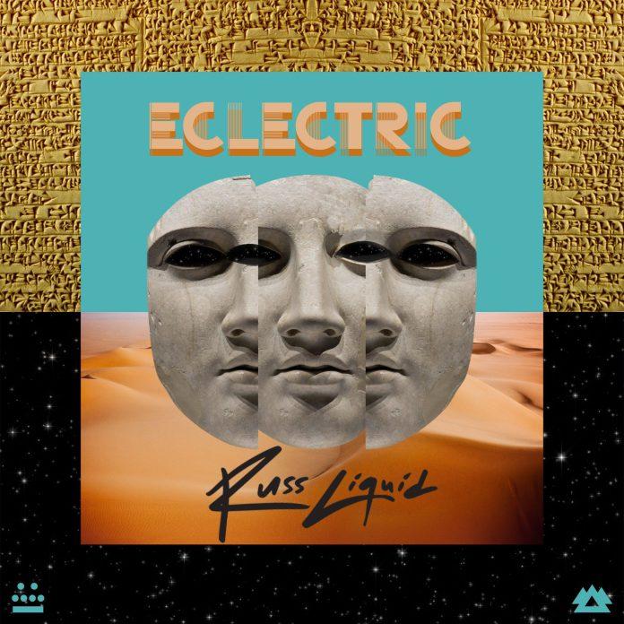 Russ Liquid Eclectric EP Artwork