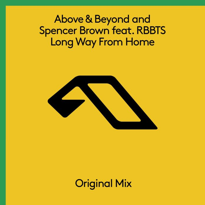 """Above & Beyond and Spencer Brown """"Long Way From Home"""""""