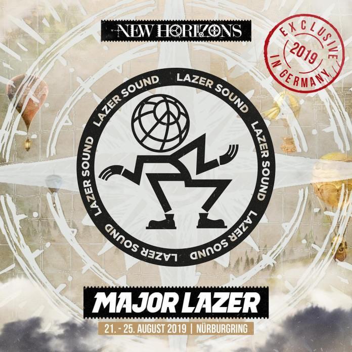 New Horizons 2019 Major Lazer