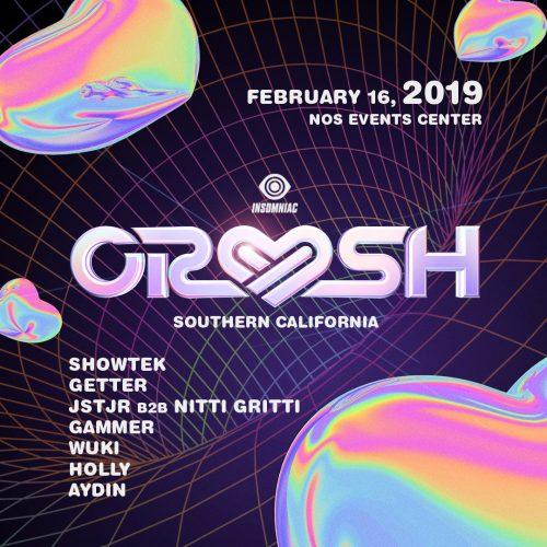 Crush SoCal 2019 Lineup