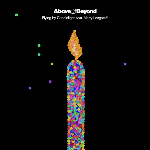 Above & Beyond Flying by Candlelight Album Art