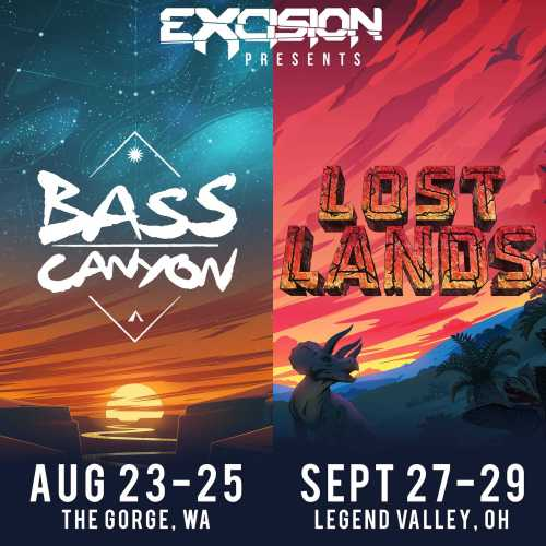Bass Canyon Lost Lands Dates Announced