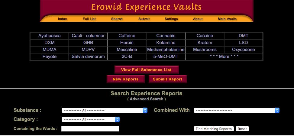 The Mdma Erowid {Forum Aden}