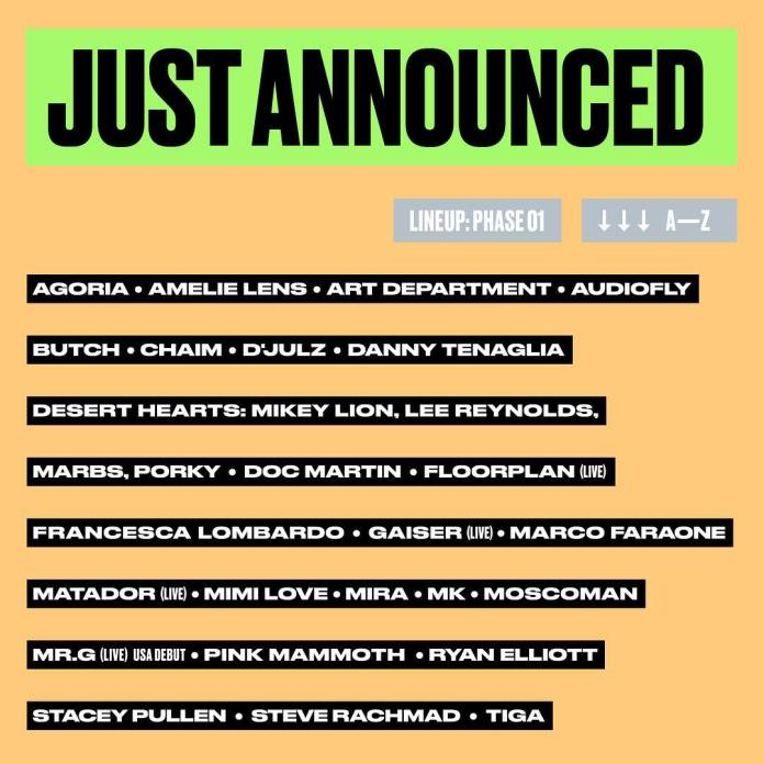 Gather Outdoor Festival 2019 Phase 1 Lineup