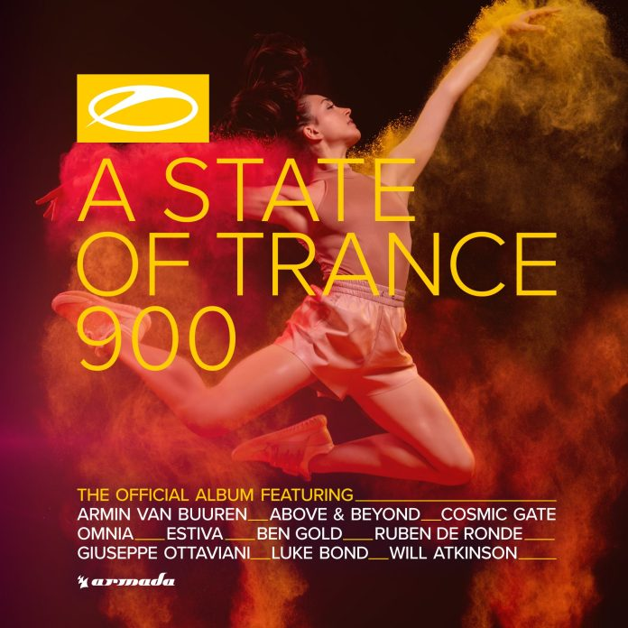 A State Of Trance 900 The Official Album