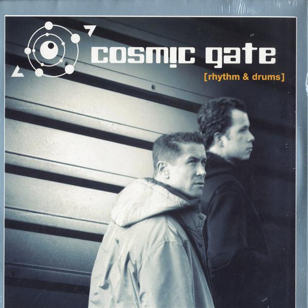 Cosmic Gate - Rhythm & Drums