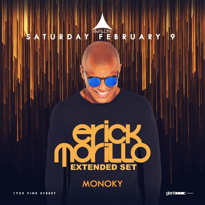 Erick Morillo Avalon