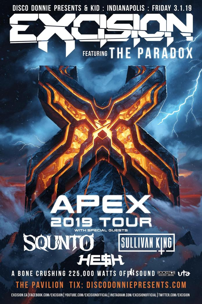 excision apex 2019 indianapolis