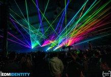 Decadence AZ 2018 Lasers