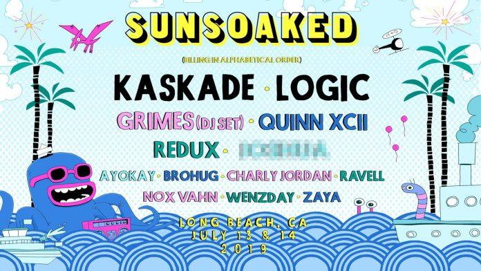 Kaskade Sun Soaked 2019 Lineup