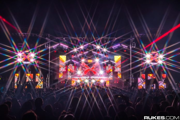 Excision Phoenix Lights 2019