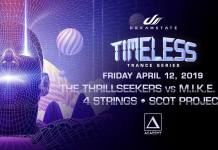 Timeless Trance Series at Academy LA