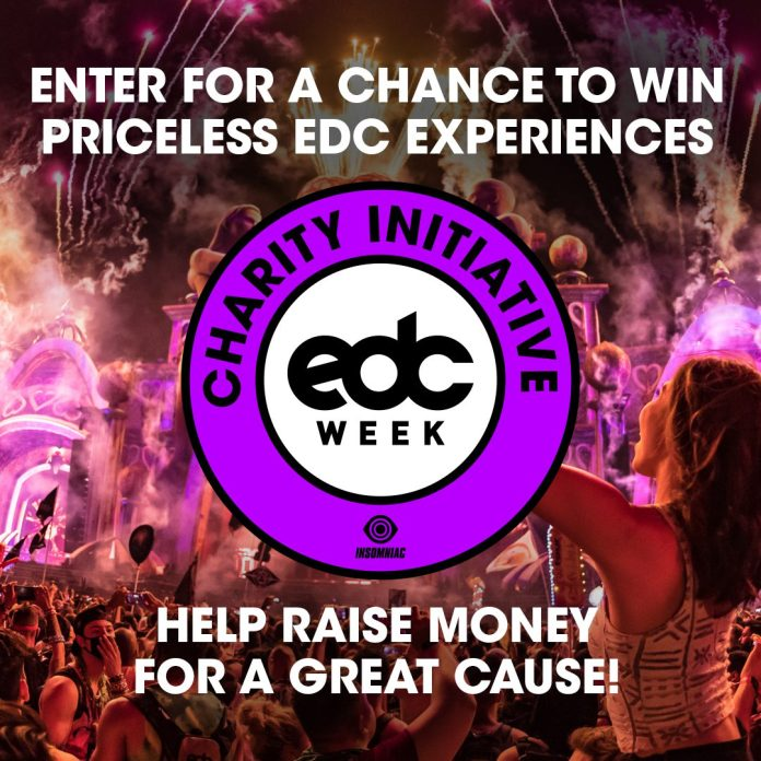 EDC Las Vegas Charity Initiative 2019