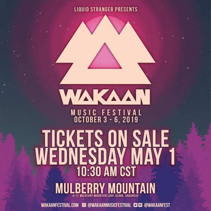 Wakaan Music Festival 2019 Ticket Sale Announcement