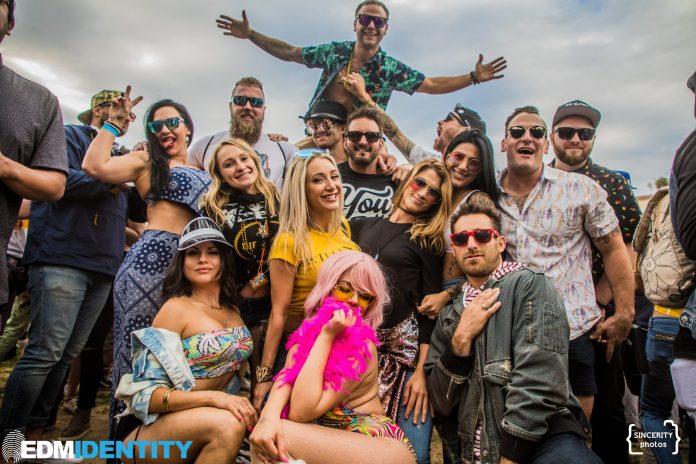 Dirtybird BBQ 2019 Los Angeles Group Photo