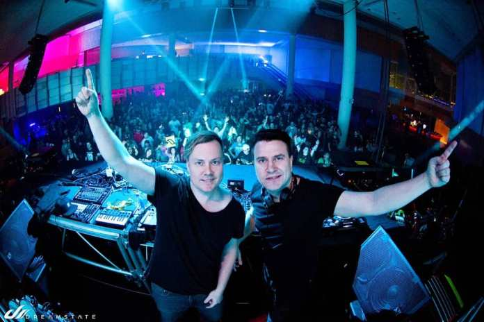 Super8 & Tab at Dreamstate Vancouver 2019