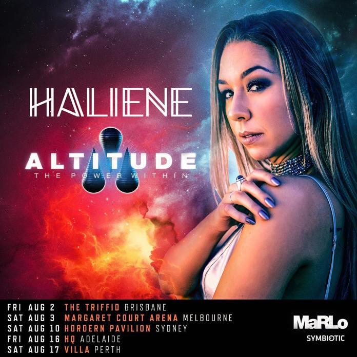 HALIENE Altitude Tour Dates