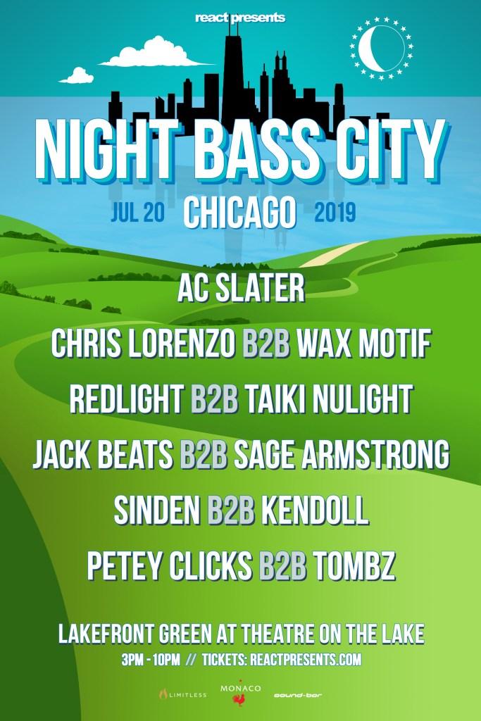 Night Bass City