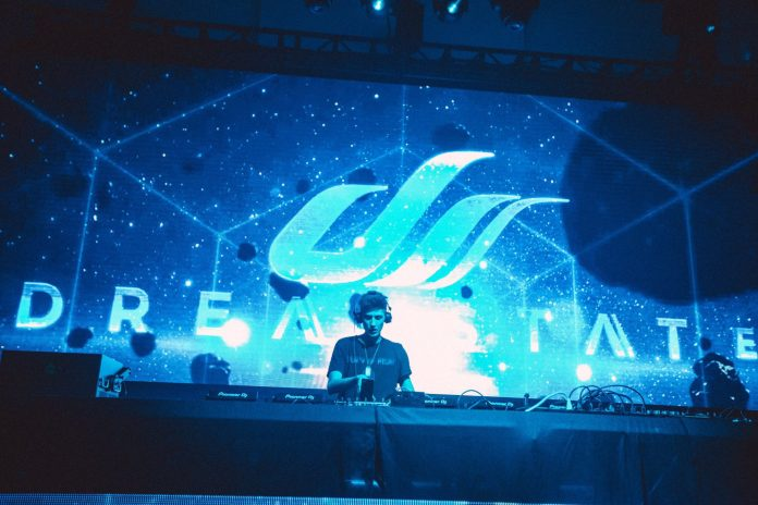 David Gravell at Dreamstate Vancouver 2019