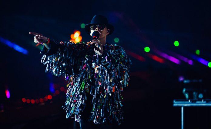 ZHU Festival Jacket EDC Las Vegas 2019