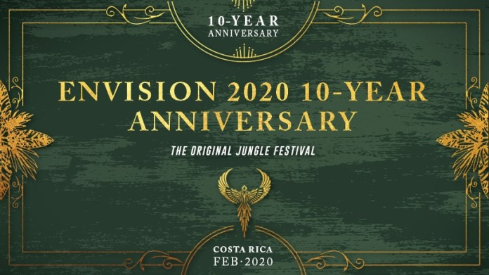 Envision Festival 2020