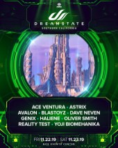 Dreamstate SoCal 2019 Lineup Announcement 3