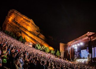 HARD Red Rocks 2018