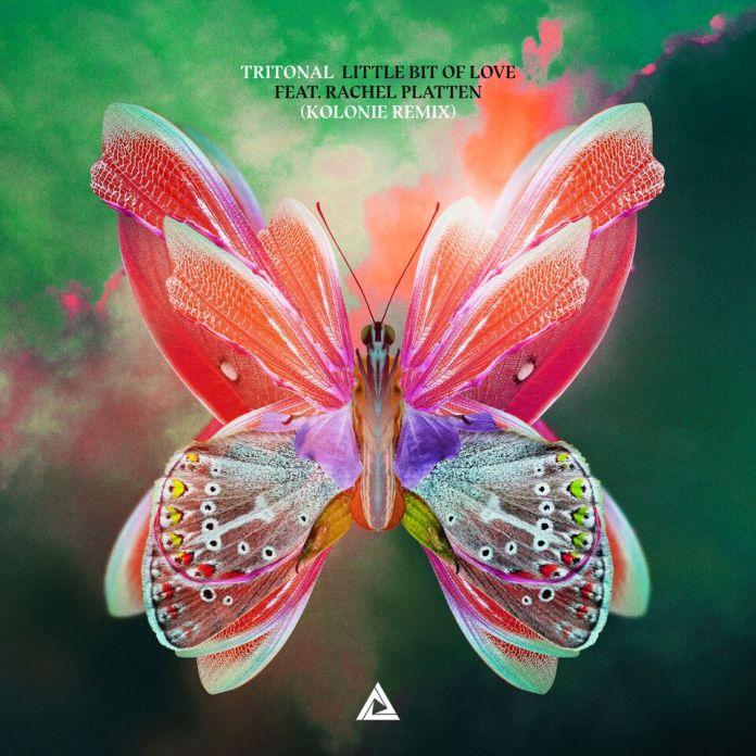 Tritonal Feat. Rachel Platten - Little Bit Of Love (KOLONIE Remix)