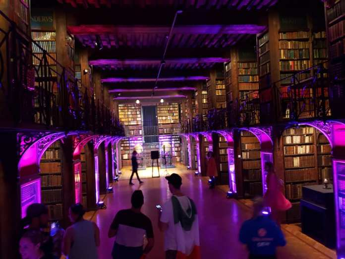 Antwerp Library