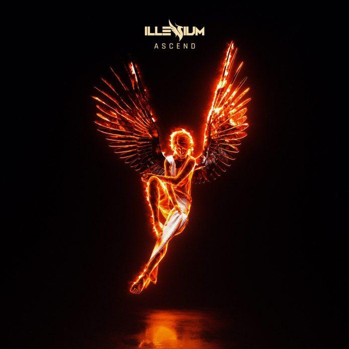Illenium - Ascend Album Art