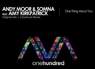Andy Moor Somna One Thing About You