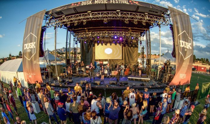 Dusk Music Festival