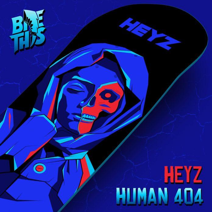 HEYZ Human 404 Bite This