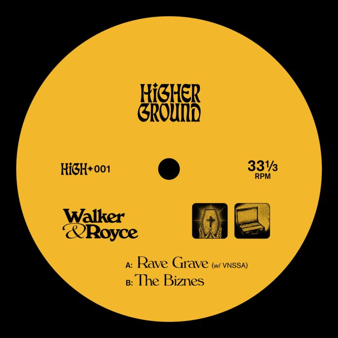 Walker & Royce Rave Grave