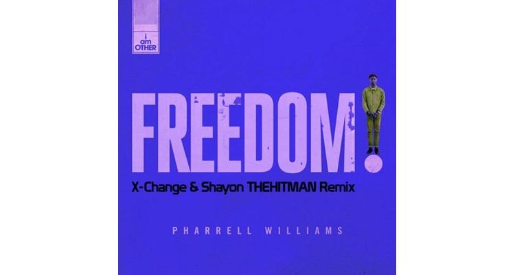 pharrell freedom remix