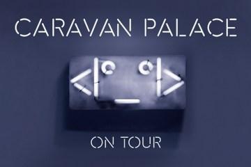 caravan palace comics