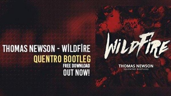 quentro thomas newson wildfire