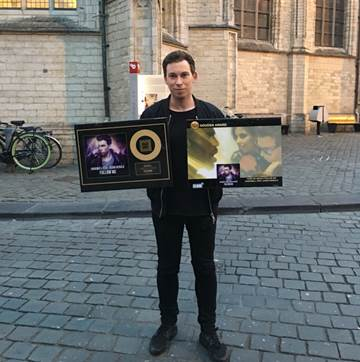 hardwell follow me golden records