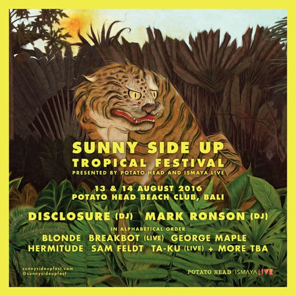 sunny side up festival
