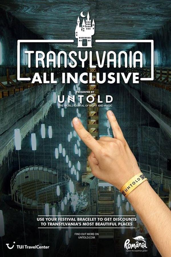 untold festival transylvania