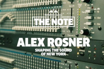 the note shaping the sound of ny