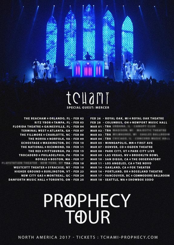 Prophecy Tour