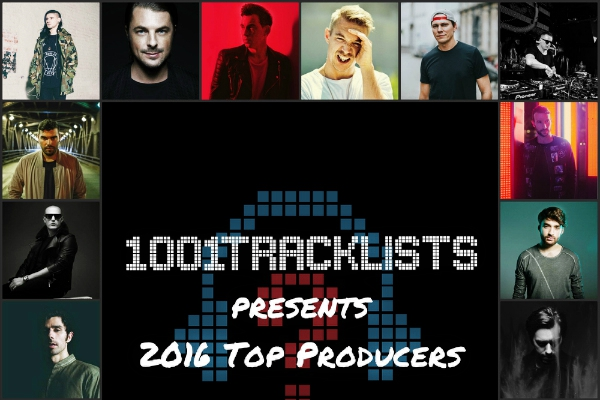 1001tracklists top 100 producers 2016