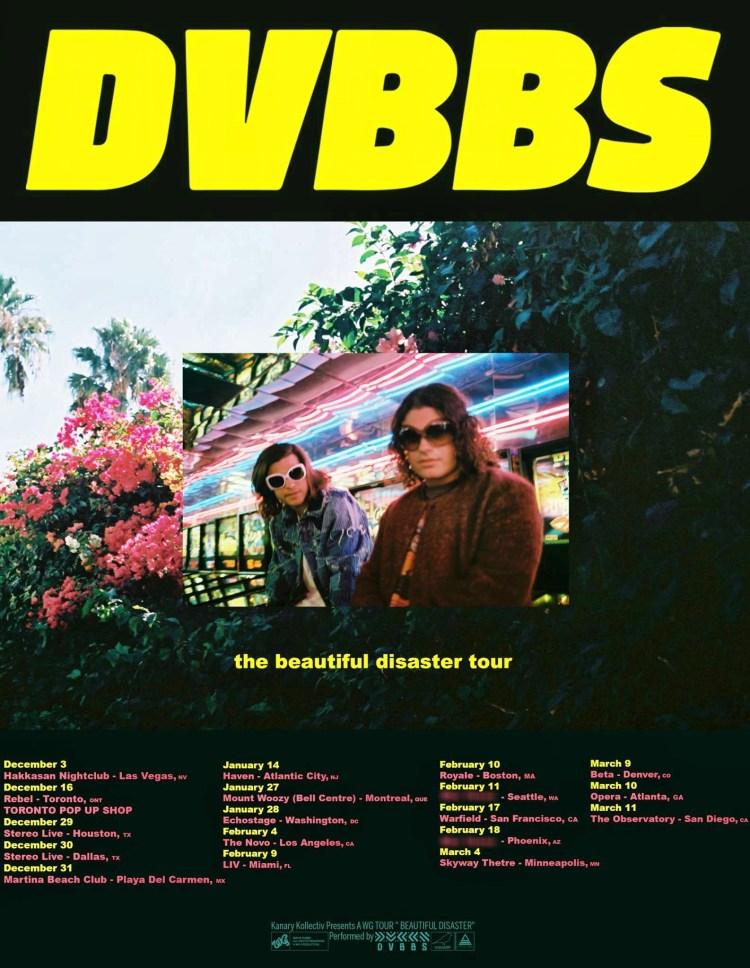 DVBBS Tour