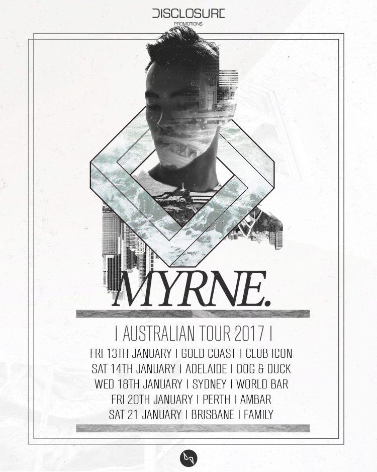 MYRNE 2017 Dates