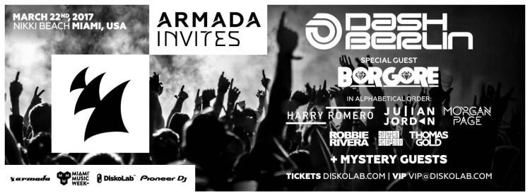 Armada Invites MMW Flyer