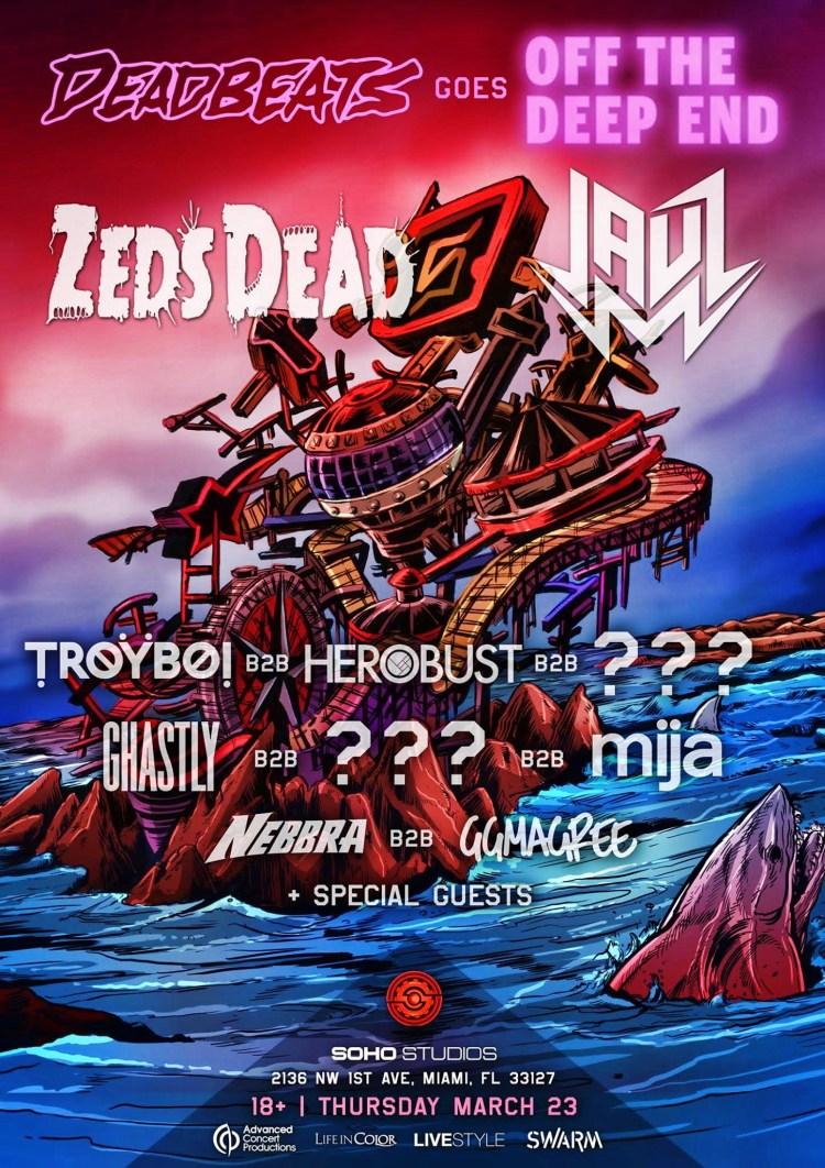 Deadbeats Festival